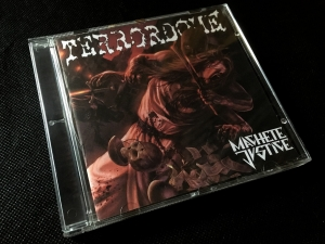 Terrordome - Machete Justice [Chinese Edition] CD