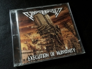Whorehouse - Execution of Humanity CD