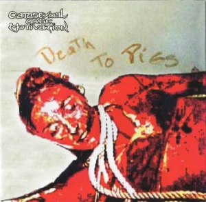Catasexual Urge Motivation ‎– Death To Pigs CD