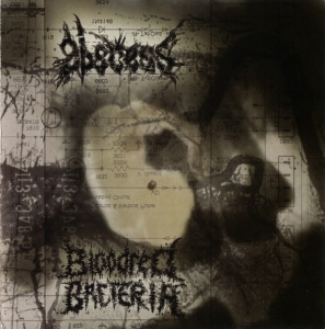 Abscess / Bloodred Bacteria ‎– Abscess / Bloodred Bacteria CD