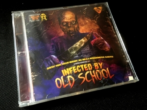 Infected By Oldschool CD