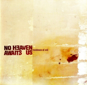 No Heaven Awaits Us ‎– Residence Of Evil CD
