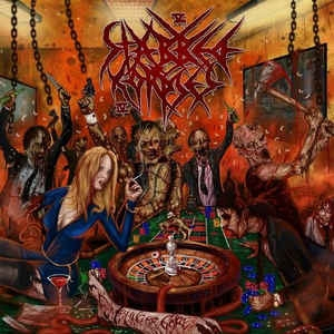 5 Stabbed 4 Corpses ‎– Gambling For Gore CD
