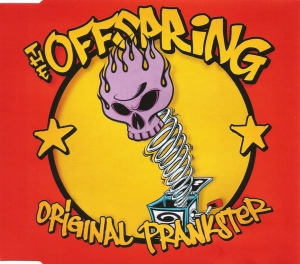 The Offspring ‎– Original Prankster CD