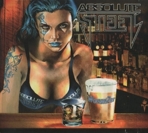 Absolute Steel ‎– Womanizer CD