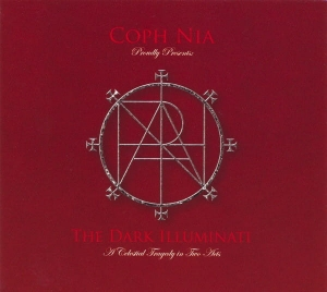 Coph Nia ‎– The Dark Illuminati: A Celestial Tragedy In Two Acts CD