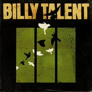 Billy Talent ‎– Billy Talent III CD