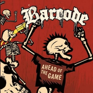 Barcode  ‎– Ahead Of The Game CD