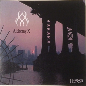 Alchemy X ‎– 11:59:59 CD