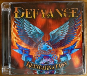 Defyance ‎– Reincarnation CD