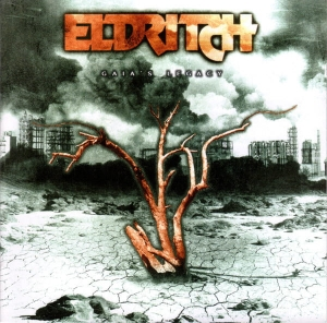 Eldritch ‎– Gaia's Legacy CD