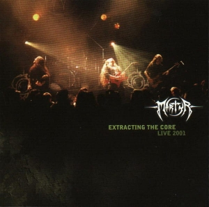Martyr ‎– Extracting The Core - Live 2001 CD