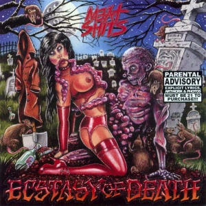 Meat Shits ‎– Ecstasy Of Death CD