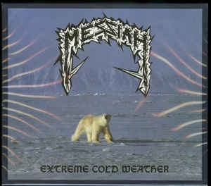 Messiah ‎– Extreme Cold Weather CD