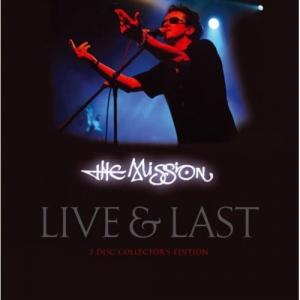 The Mission ‎– Live & Last CD