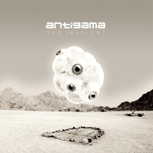 Antigama ‎– The Insolent CD