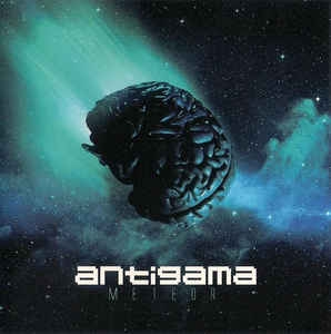 Antigama ‎– Meteor CD
