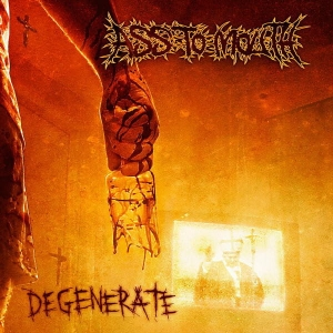 Ass To Mouth ‎– Degenerate CD