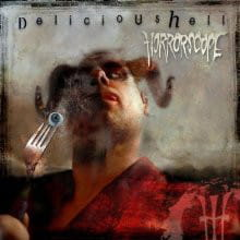 Horrorscope ‎– Delicioushell CD