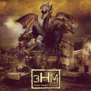 3HM ‎– 3 Headed Monster CD