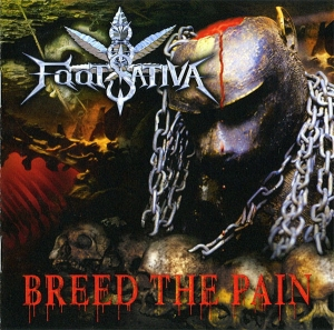 8 Foot Sativa ‎– Breed The Pain CD
