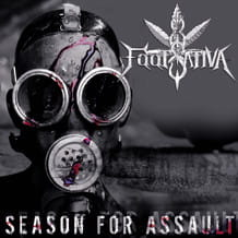 8 Foot Sativa ‎– Season For Assault CD