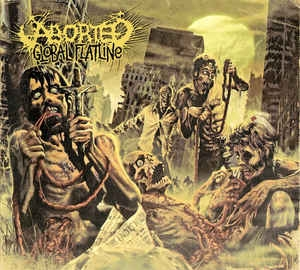Aborted ‎– Global Flatline CD