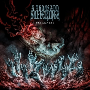 A Thousand Sufferings ‎– Bleakness CD