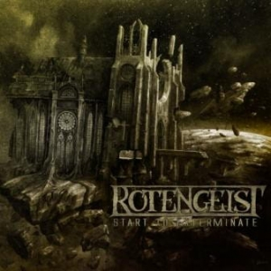 Rotengeist ‎– Start To Exterminate CD