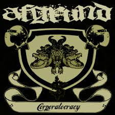 Afgrund ‎– Corporatocracy CD