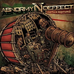 AbnormyNdeffect ‎– Curtea Suprema CD