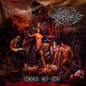 Abrasive ‎– Book Of Sin CD