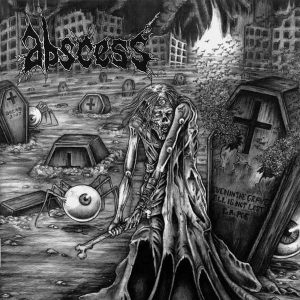 Abscess ‎– Horrorhammer CD