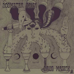 Doomster Reich ‎– Drug Magick CD