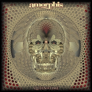 Amorphis ‎– Queen Of Time CD