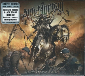 Anti-Mortem ‎– New Southern CD