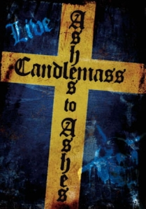 Candlemass ‎– Ashes To Ashes - Live CD