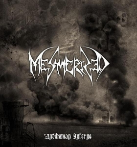 Mesmerized ‎– Antihuman Inferno CD