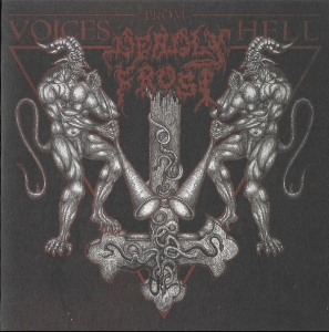 Deadly Frost ‎– Voices From Hell CD