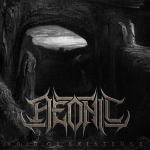 Aeonic ‎– Void of Existence CD