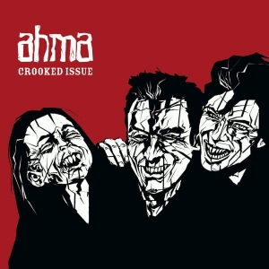 Ahma ‎– Crooked Issue CD