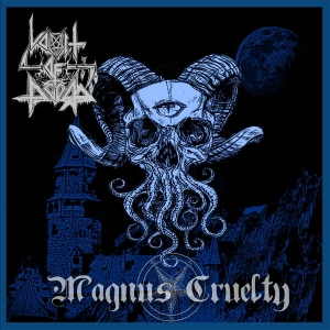 Vomit Of Doom ‎– Magnus Cruelty CD