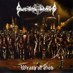 Suicidal Winds ‎– Wrath Of God CD