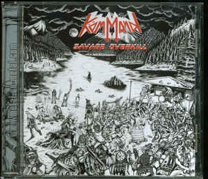 Kömmand ‎– Savage Overkill CD