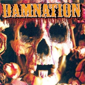 Damnation ‎– The Unholy Sounds Of Damnation CD