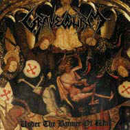 Gravewürm ‎– Under The Banner Of War CD