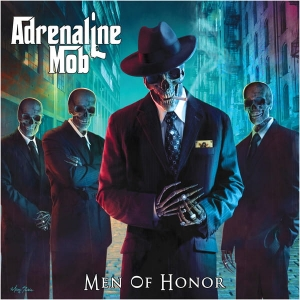 Adrenaline Mob ‎– Men Of Honor CD