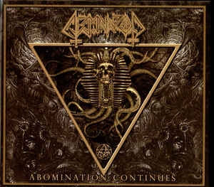 Abominablood ‎– Abomination Continues CD