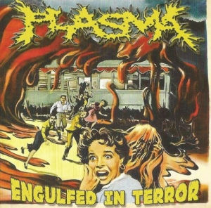 Plasma ‎– Engulfed In terror CD