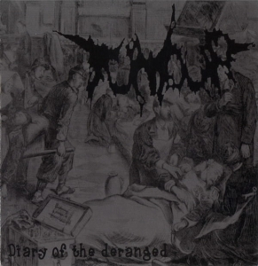 Tumour / Cannibe ‎– Diary Of The Deranged / Files Of A Mental Disturbed CD